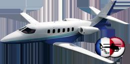 Как заказать частный самолет на Кавказские минеральные воды